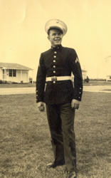 Corporal Jack Don Reynolds, 1943